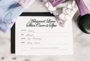 Spa Gift Certificates Macomb County